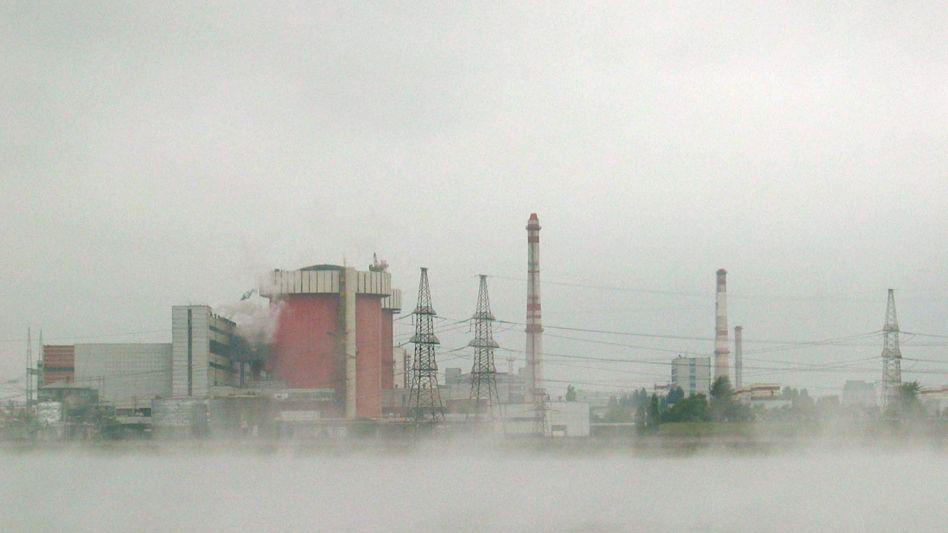 Bitcoin-Fans, die im südukrainischen Atomkraftwerk bei Yuzhnoukrainsk arbeiteten, könnten die Sicherheit der Anlage gefährdet haben