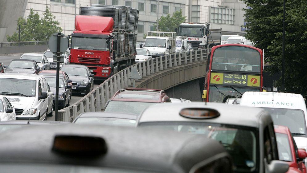 Radfahren in London: Krieg der Felgen