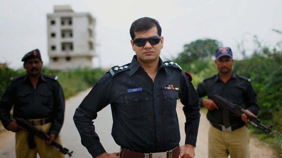 Polizist Bahadur: Politik mit der Kalaschnikow