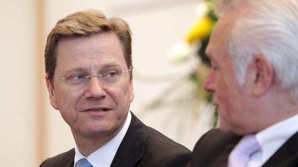 """FDP-Politiker Westerwelle, Kubicki: """"Die Situation erinnert mich an die Spätphase der DDR"""""""