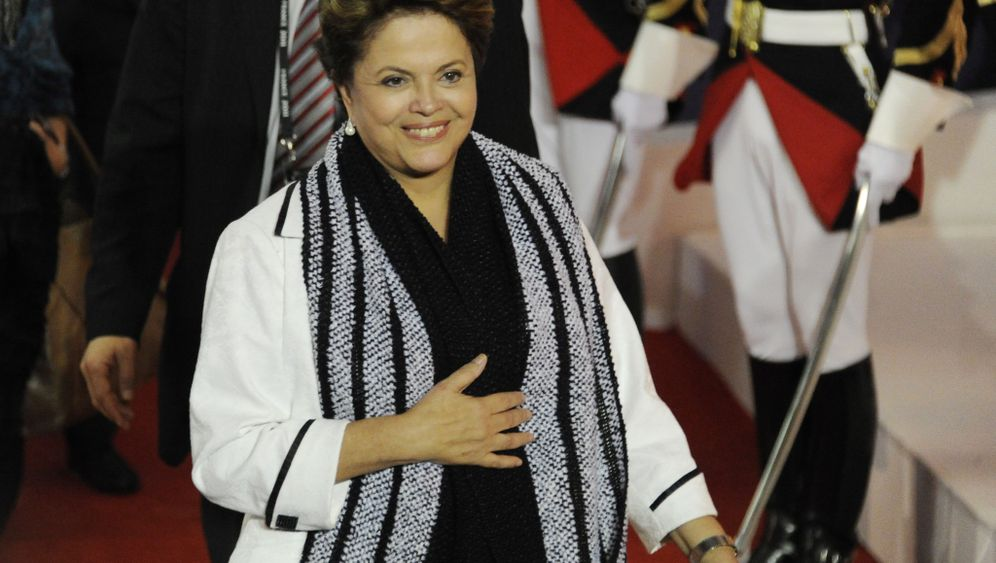 Photo Gallery: Dilma Rousseff's Government