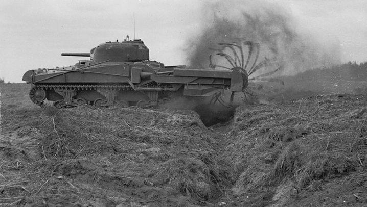 Zweiter Weltkrieg: Die Technologien, die den D-Day möglich machten