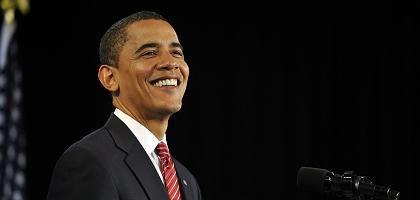 Demokrat Obama: Verzicht auf öffentliche Gelder brachte Rekordspenden