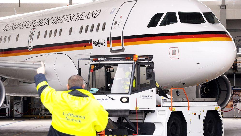 Flieger für die Kanzlerin: Ersatz für die Pannenflotte