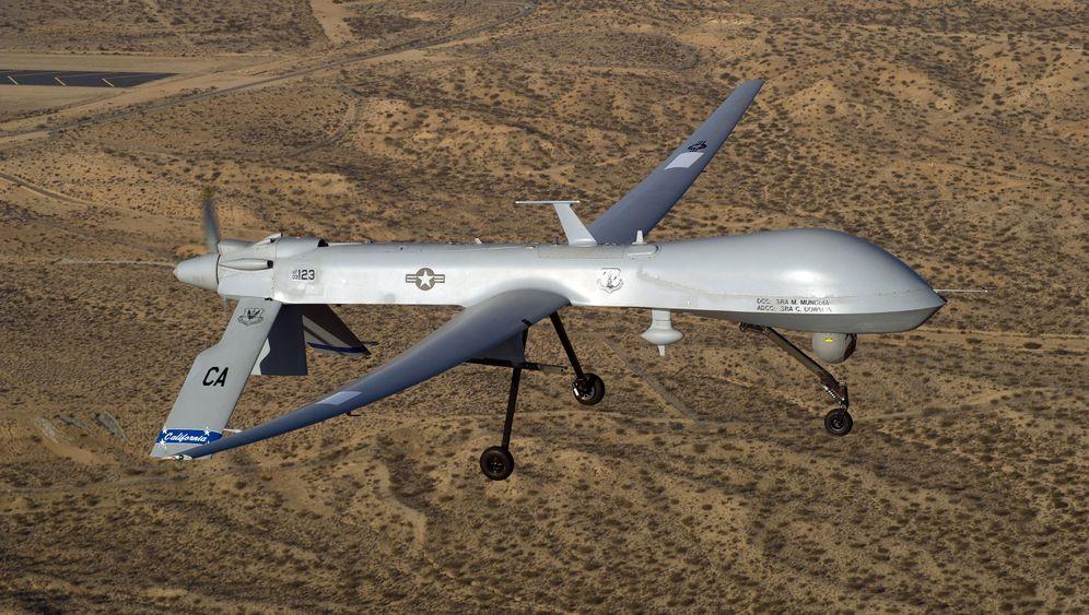 Drohnen-Krieg: Was Berlin alles weiß