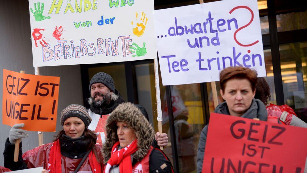 """Lehrerstreik: """"Wir sind die Guten"""""""