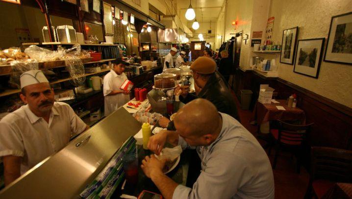 Sandwichladen Eisenberg's: Kalorienbomben im Minutentakt