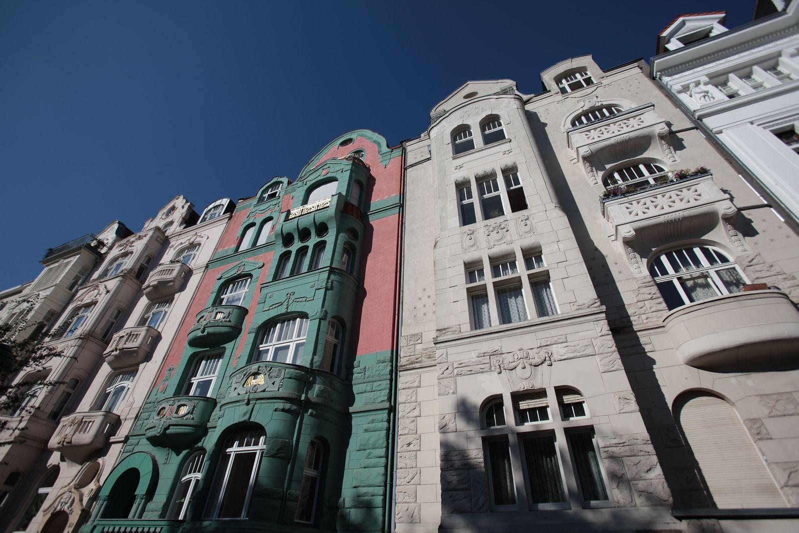 Wohnhaus / Wohnungsmarkt / Immobilienmarkt / Immobilie