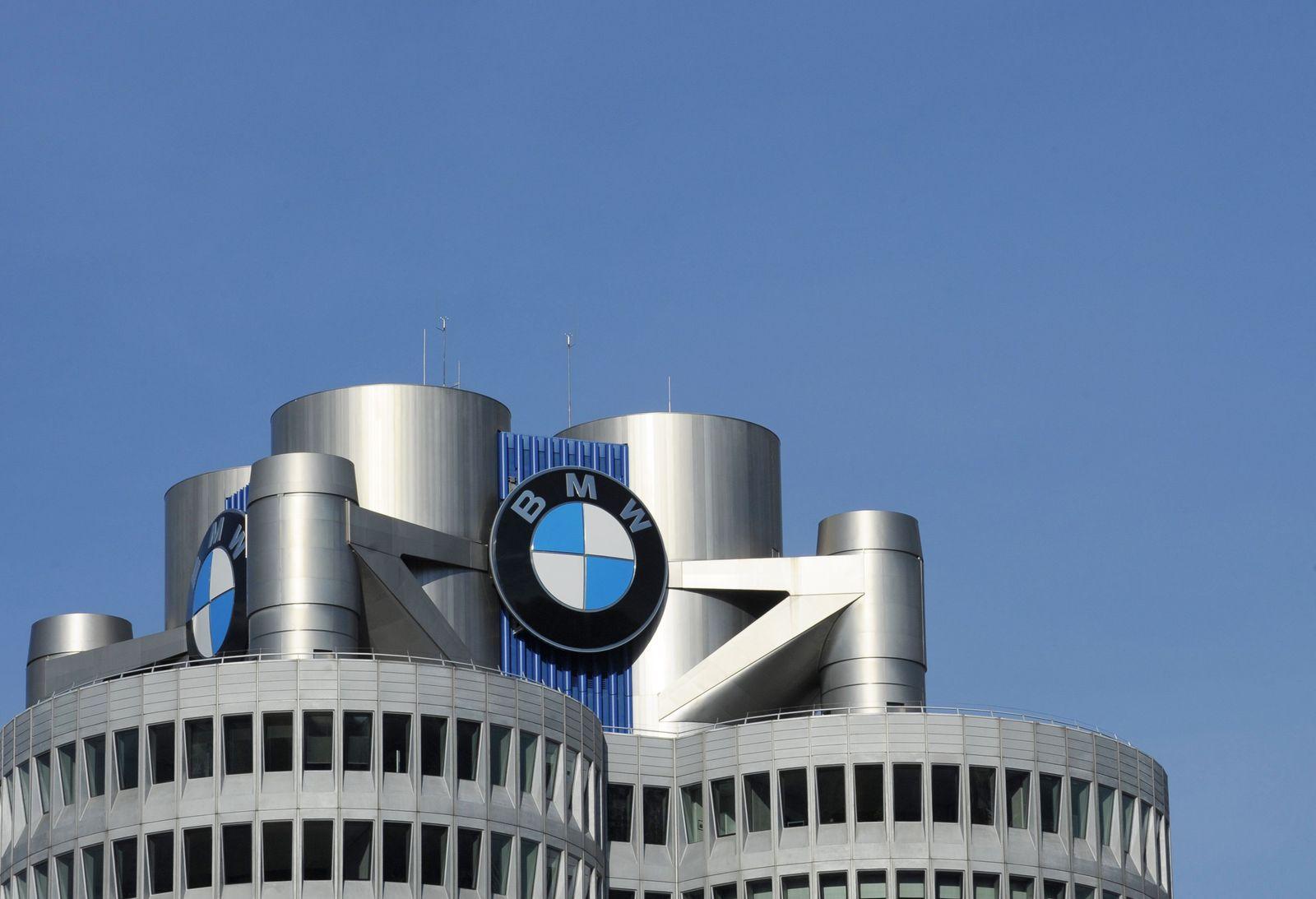 BMW / Zentrale