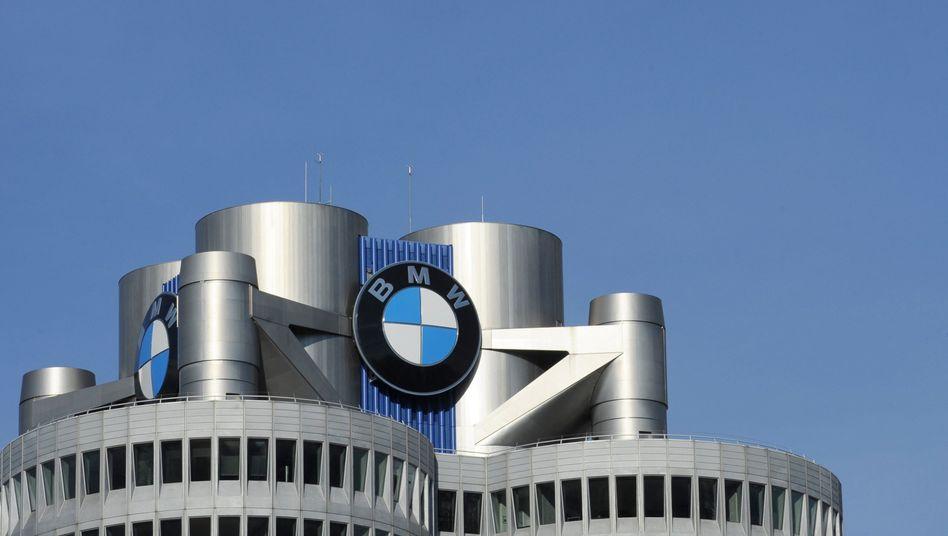 BMW-Zentrale in München: Unterstützung angekündigt