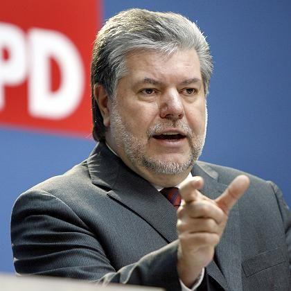 """SPD-Chef Beck: """"Würde die Union allein regieren, sähe es schlimm aus"""""""