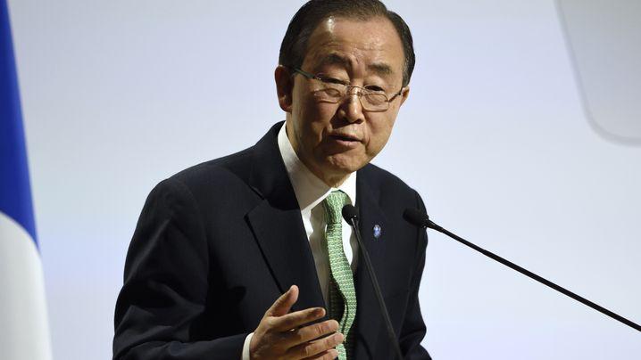 """Staatschefs beim Klimagipfel: """"Auf Ihren Schultern ruht die Hoffnung der gesamten Menschheit"""""""