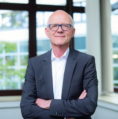 Jürgen Allemeyer leitet das Studierendenwerk Hamburg, das über 73.000 Studierende an sieben Hochschulen betreut