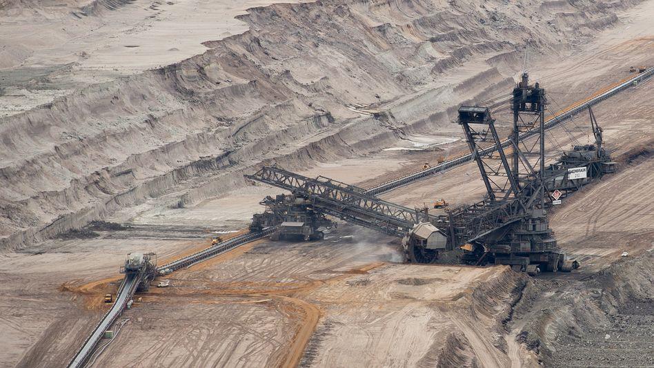 Braunkohletagebau Hambach: Weniger Strom durch Braunkohle