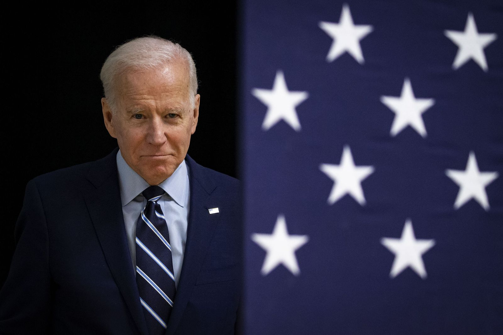Joe Biden Holds Community Events As He Campaigns In Iowa