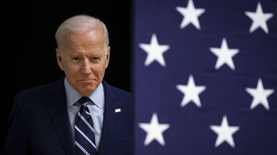 """Präsidentschaftskandidat Biden: """"Ich hätte nicht so ein Klugscheißer sein sollen"""""""