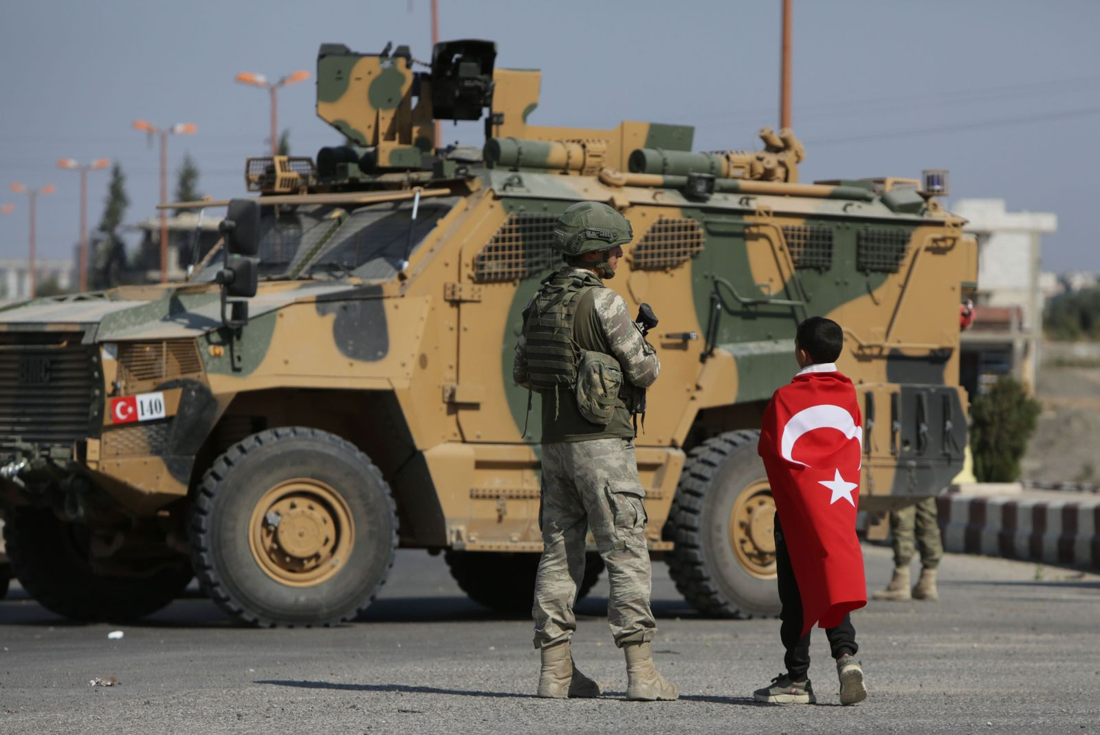 Türkei Syrien