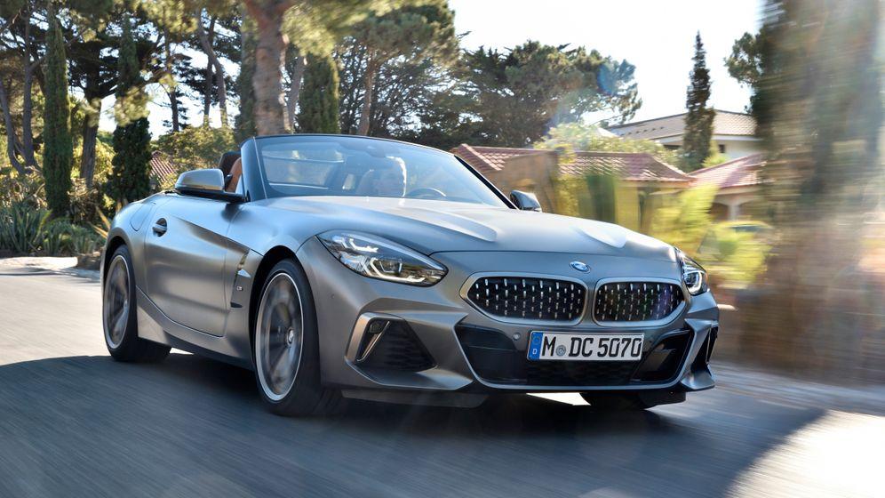Autogramm BMW Z4: Einfach fitter