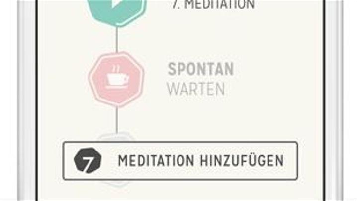 """Meditations-App """"7Mind"""": Entspannen in der Mittagspause"""