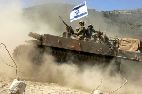 Israeli forces should soon be on their way out of southern Lebanon.