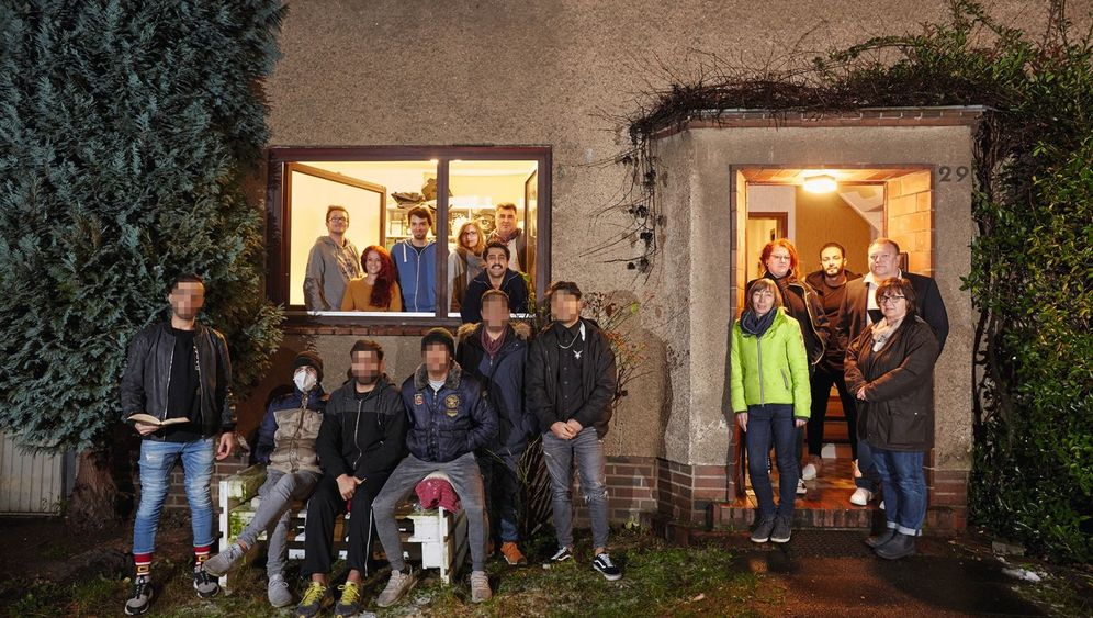 Photo Gallery: Two Years in a German Teen Refugee Home