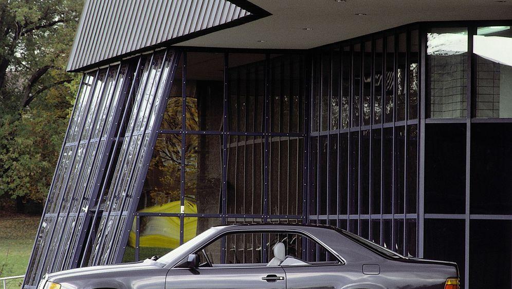 Günstige Oldtimer - Mercedes W124: Der letzte Gleiter
