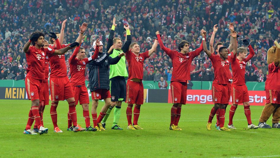 """Bayern-Sieg über Dortmund: """"Wir haben die Vormachtstellung wieder"""""""