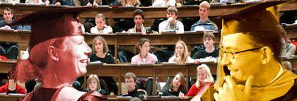 Ein Studium soll's sein - aber welches?