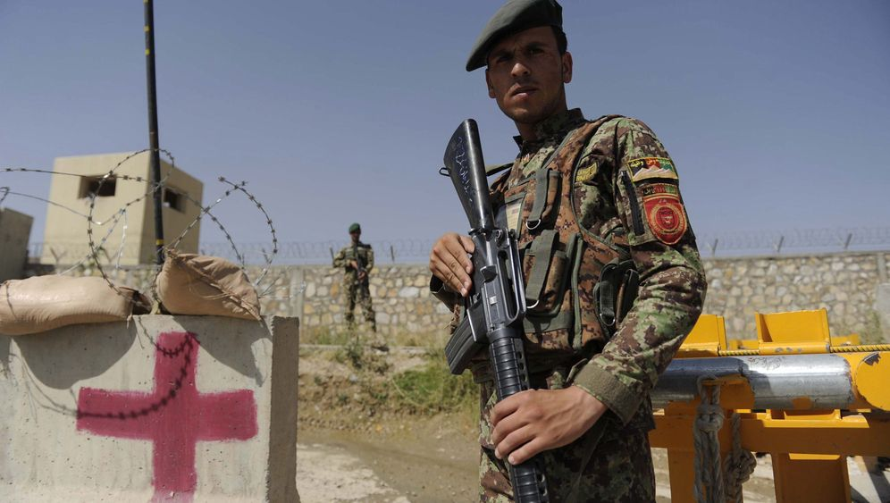Afghanistan: Anschlag auf Militärakademie