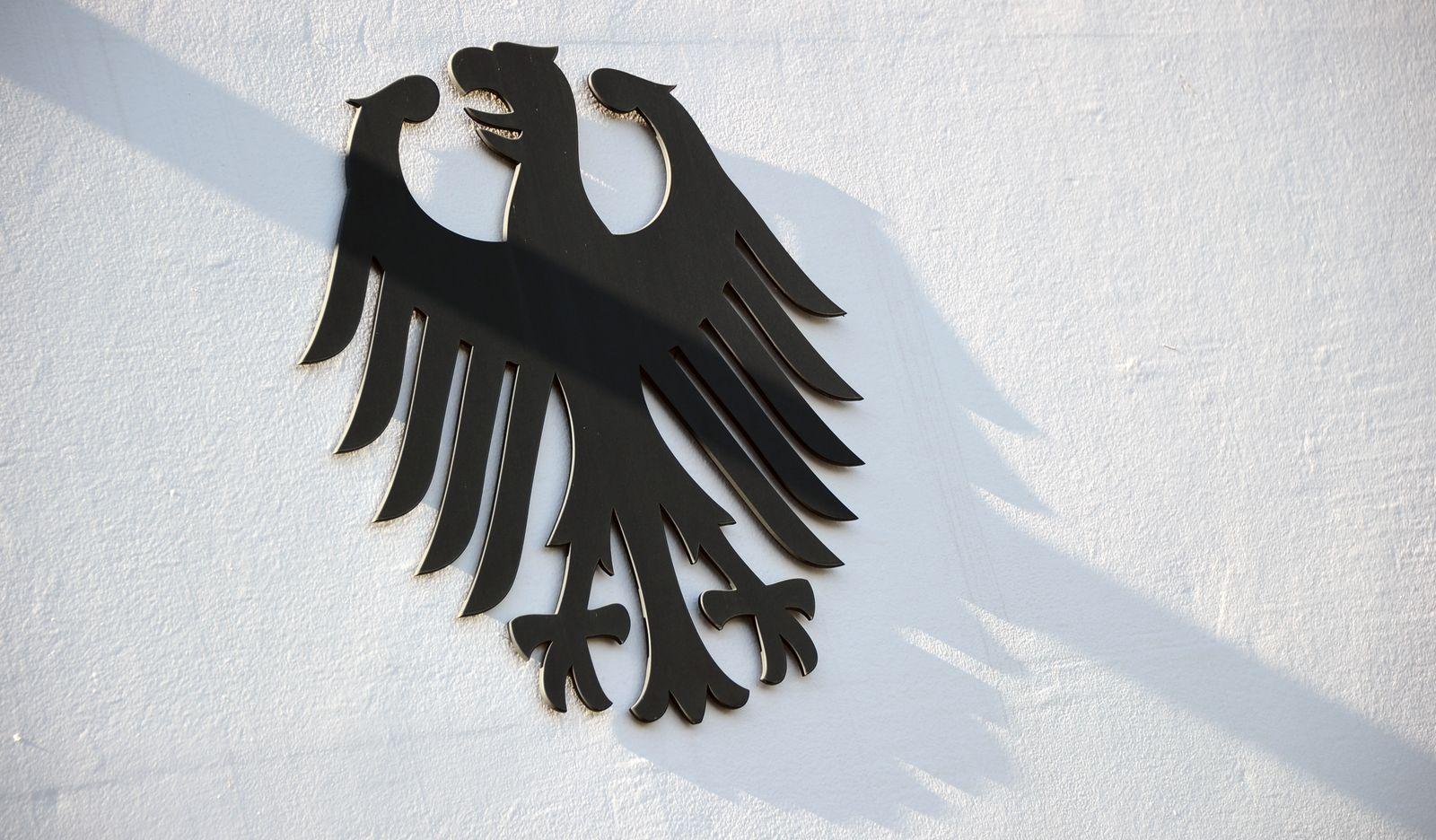 NICHT VERWENDEN Bundesverfassungsgericht Bundesadler