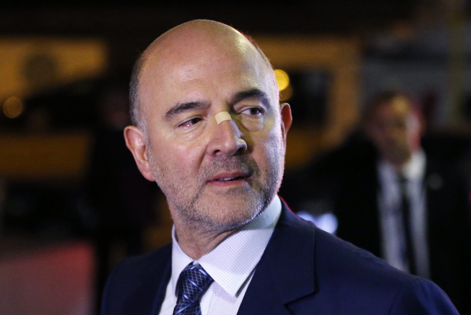 Griechenland/ Finanzkrise/ Moscovici