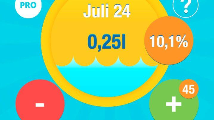 Hochsommer: Diese Apps helfen bei Hitze