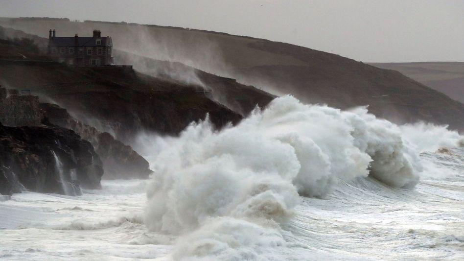 Küste in Großbritannien: Die Tücken der geografischen Länge wurden ungezählten Seefahrern zum Verhängnis