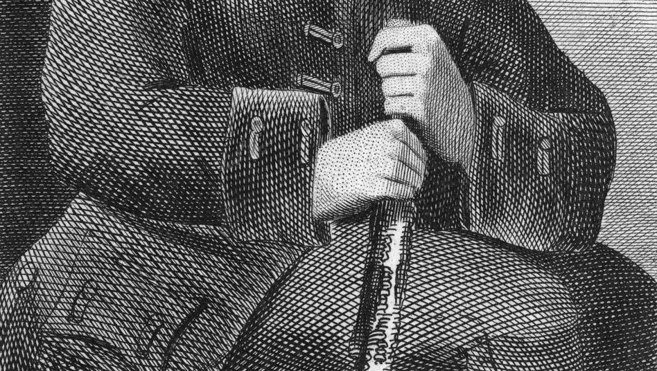 Peter, ca. 1780: Zeit seines Lebens lernte er nicht zu sprechen