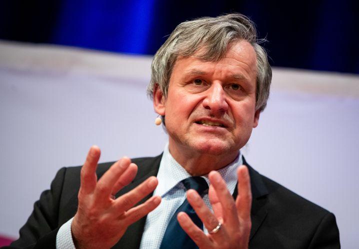 Spitzenkandidat Rülke ist inzwischen offen für ein Bündnis unter grüner Führung
