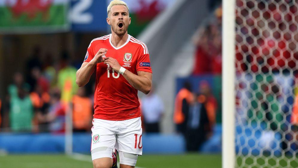 EM 2016: Bale schreibt mit Wales Geschichte