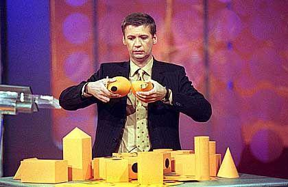 Quizmaster Günter Jauch erhielt viel Kritik, weil er per IQ-Show wissen wollte, wie schlau die Deutschen wirklich sind