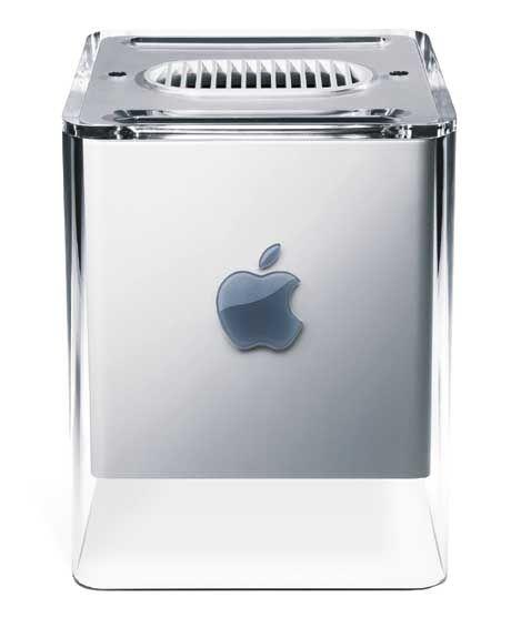 Gefloppter Apple G4 Cube: Jeder Schuss muss sitzen
