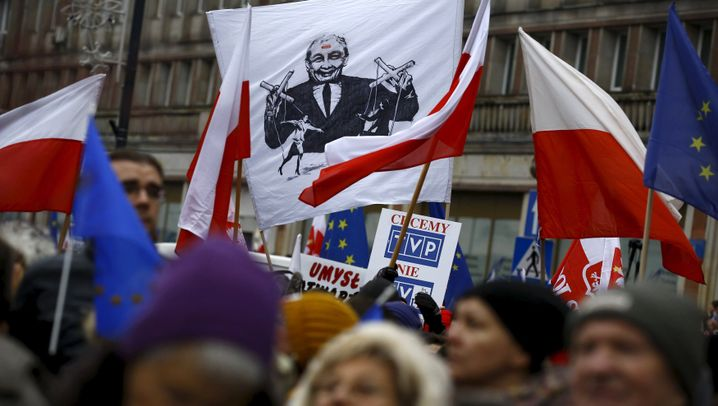 Photo gallery: Meet Poland's New Opposition Movement