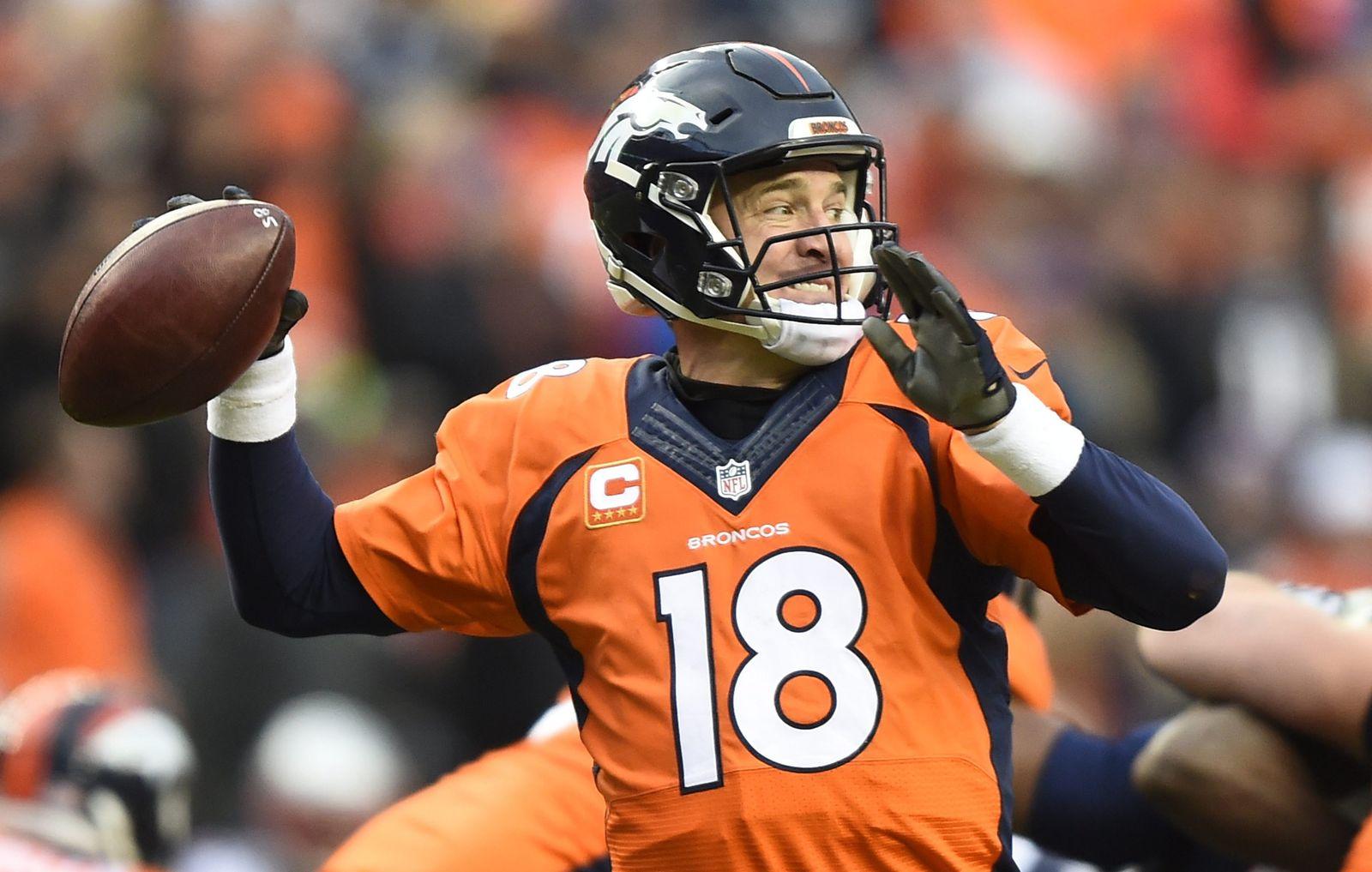 New England Patriots at Denver Broncos