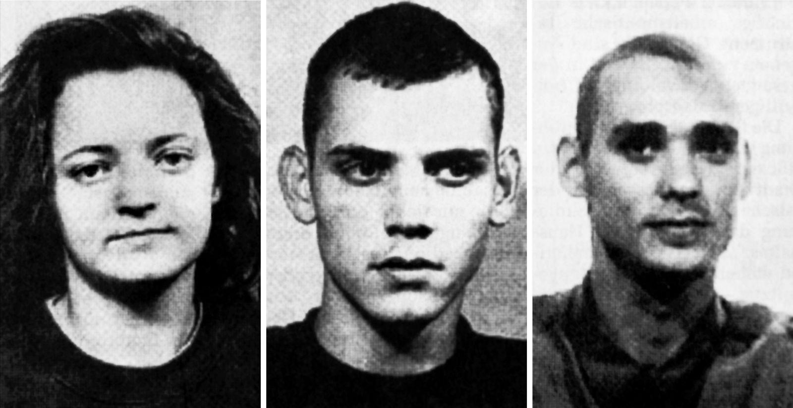 NICHT VERWENDEN Zwickau/ Ermittlungen/Extremismus/Mord/Rechtsextremismus/Terrorismus/Verfassungsschutz