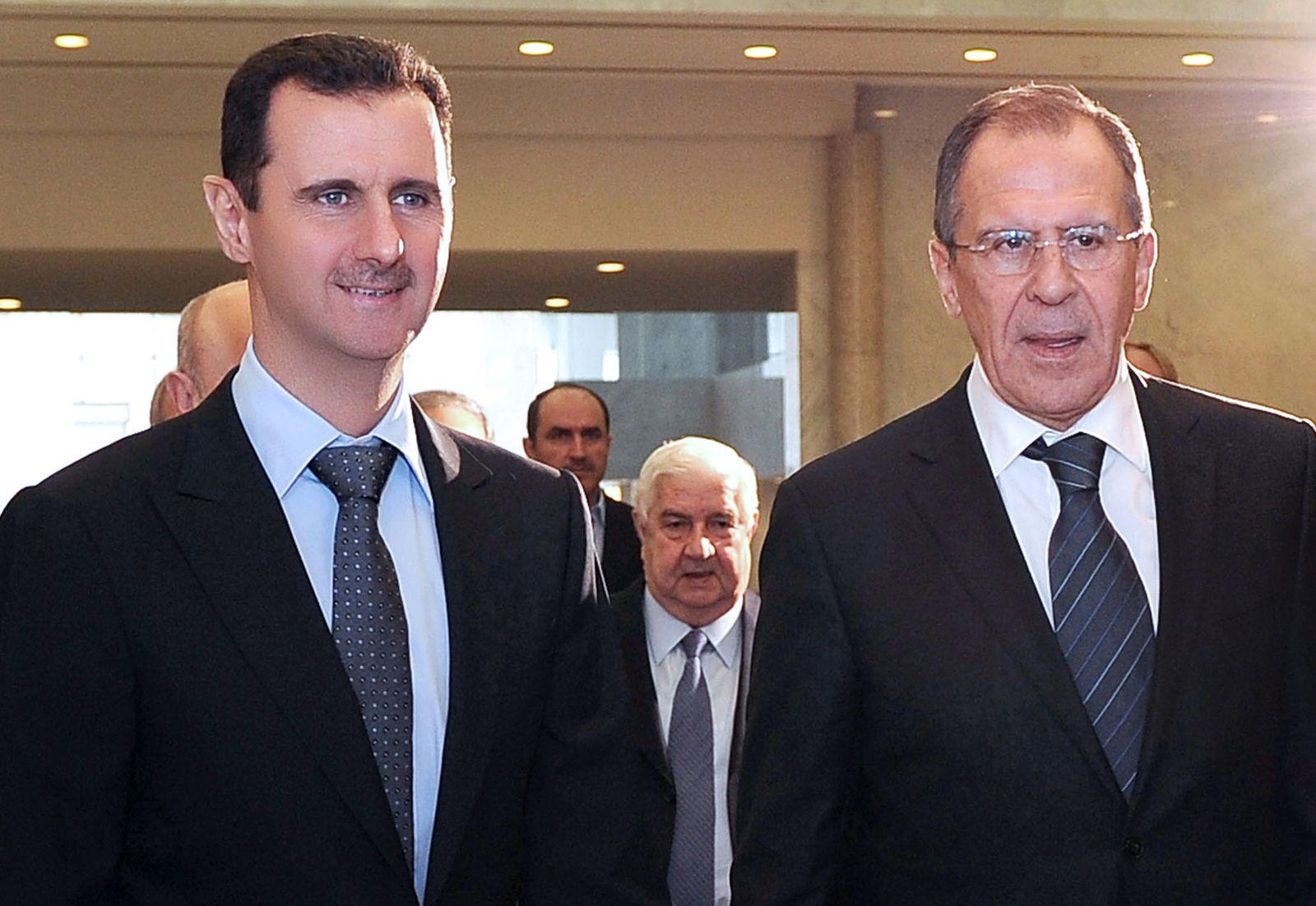 Assad Lawrow