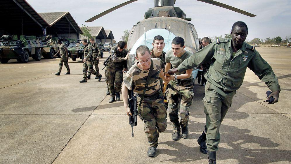 Mali: Gefährlicher Militäreinsatz im Krisenland