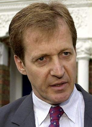 Unseriöse Arbeitsweise: Blairs Spindoctor Alastair Campbell