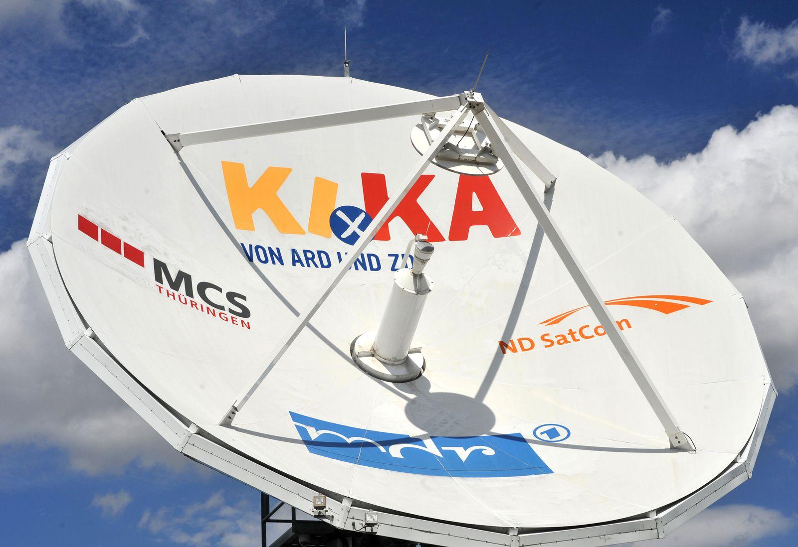 TV/ KiKa/ Kinderkanal/ Jugendkanal