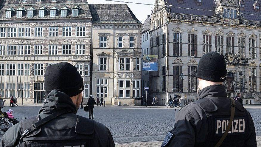 Anti-Terror-Einsatz in Bremen