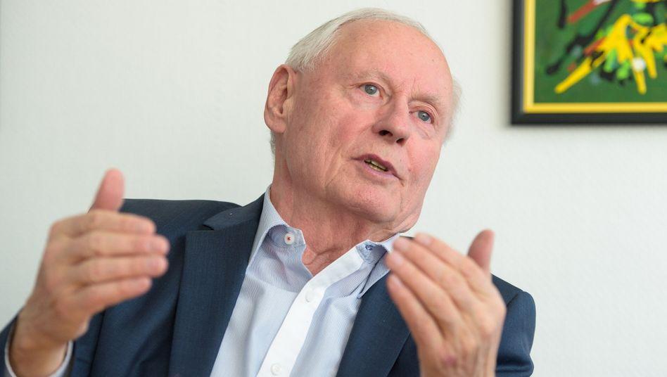 Oskar Lafontaine: Sein Aufruf zur Nicht-Wahl der eigenen Partei stößt auf Kritik