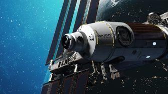 Willkommen im ersten Weltraumhotel