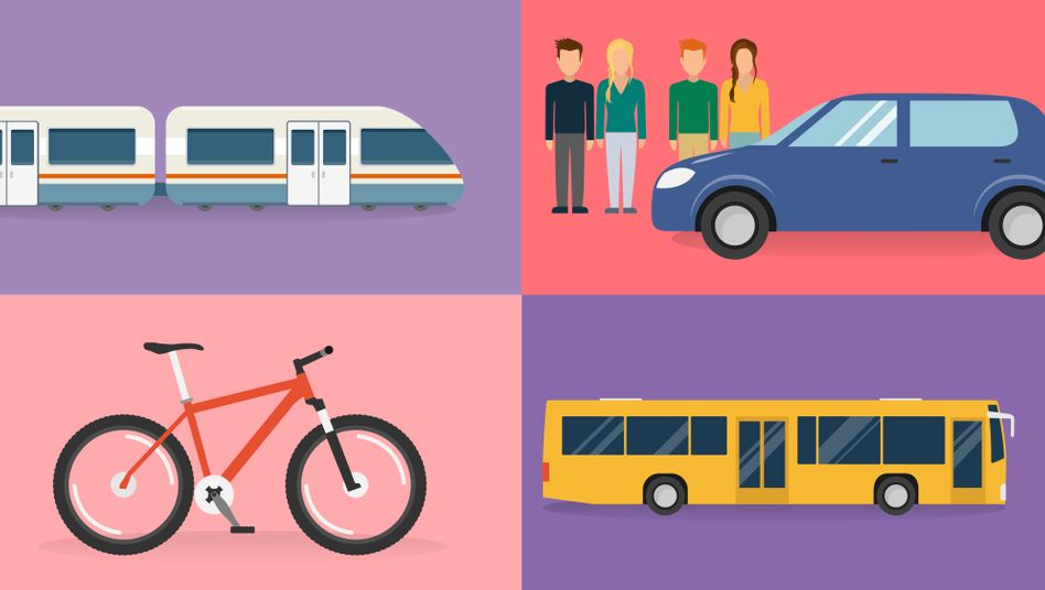 Mehr als Auto: Beim Verkehr hat der Staat viele Optionen, Geld zuzuschießen
