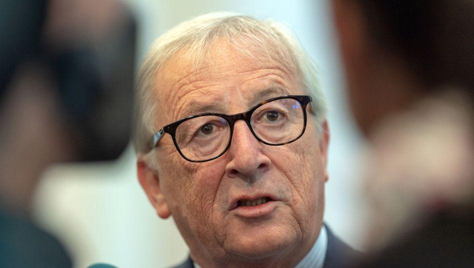Juncker in Freiburg